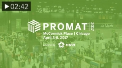 ProMat 2017 promo