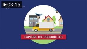 The Future of Delivery: Drones Versus Wheeled Autonomous Vehicles