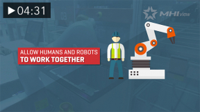 Motion Sensitive, Interactive Automation and Tech-Savvy Workers