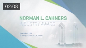 A Lifetime of Achievement: The Norman L. Cahners Industry Award 2017 Winner