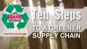Ten Steps To A Greener Supply Chain