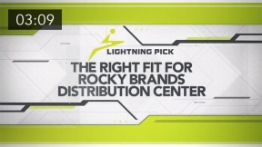 Lightning Pick's Put Wall Reboot Rocky Brands' Dynamic Fulfillment Process