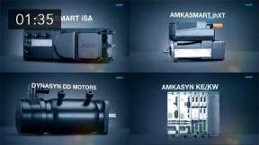 AMK Automation: Simple & Smart Motion Control