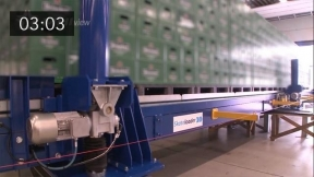 Saving Time with Automatic Truck Loading